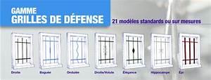Grille De Defense Pour Fenetre : grilles de d fense pour fen tres grilles de d fense en ~ Dailycaller-alerts.com Idées de Décoration