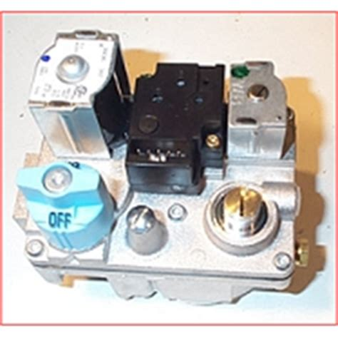 Pin Plug Electronic Hot Surface Ignition Gas Valve