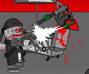 Image - MC6 Tricky 4.png - Madness Combat Wiki