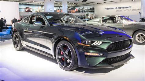 2019 Ford Mustang Bullitt Specs, Details, Engines