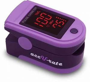 Top 10 Best Pulse Oximeters Reviews In 2018