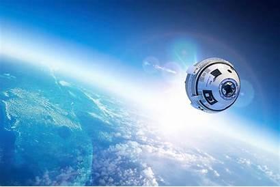 Boeing Starliner Space Spacecraft Commercial Astronauts Nasa