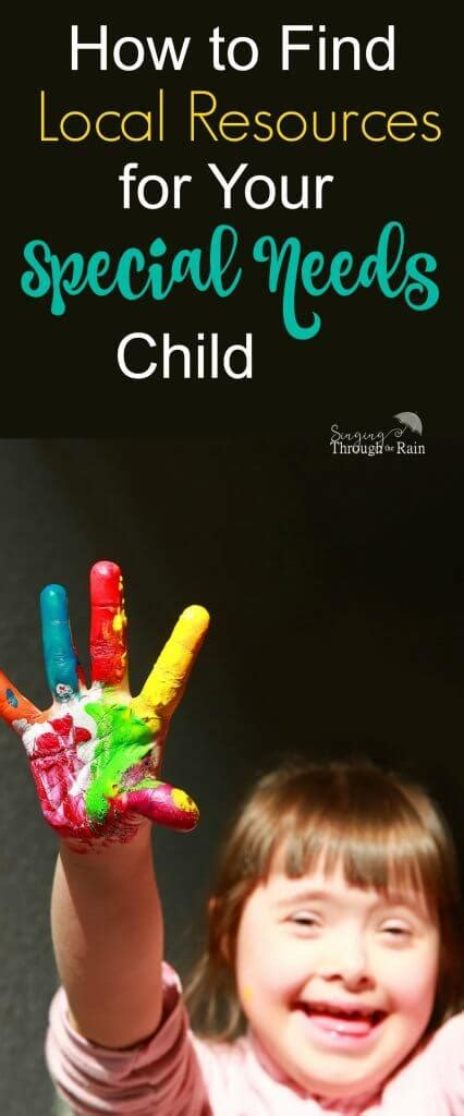 How to Find Local Resources for Your Special Needs Child