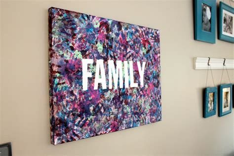 craft ideas on canvas the 10 best handprint crafts for friday funday 3928