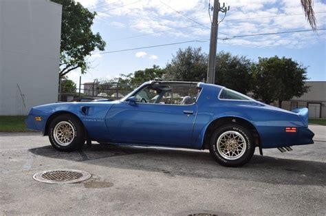 Blue 78 Trans Am by Trans Am 1978 Blue Martinique
