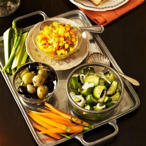classic american relish tray recipe
