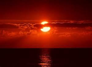 Warum Ist Die Sonne Gelb : rote sonne darum strahlt die sonne in diesen tagen rot ~ A.2002-acura-tl-radio.info Haus und Dekorationen