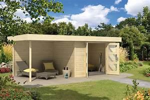 Gartenhaus Mit Aufbauservice : gartenhaus calais mit anbau und seitenwand bei gartenhaus2000 ~ Whattoseeinmadrid.com Haus und Dekorationen