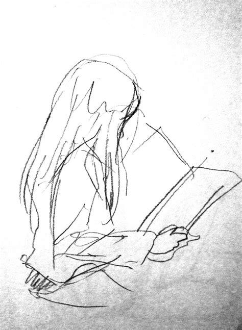 maikohorita.com blog: a girl reading a picture book