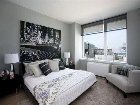 Modern Elegant Master Bedroom Decorating Ideas Home Design