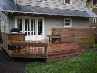 woodworking traditional patio portland  design