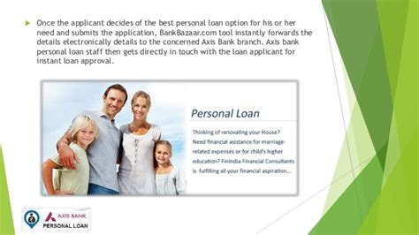 calculate emi  axis bank personal loans