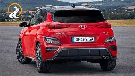 The kona crossover joins the n brand's ranks this year; Hyundai Kona N Line 2021 - Panorama Motor
