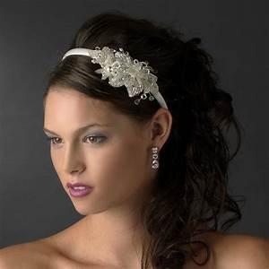 Austrian Crystal Wedding Headband Elegant Bridal Hair