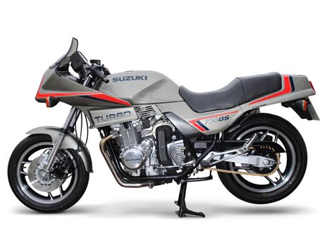 Suzuki Xn85 Turbo
