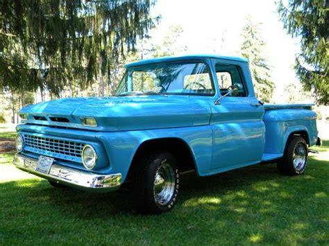Sell Used 1963 Chevrolet C10 Shortbed Stepside Pickup