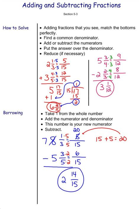 Solving Equations By Adding Or Subtracting Decimals Worksheets  Division Of Fractions Worksheet