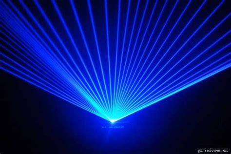 animation blue laser light for sale in china magic the