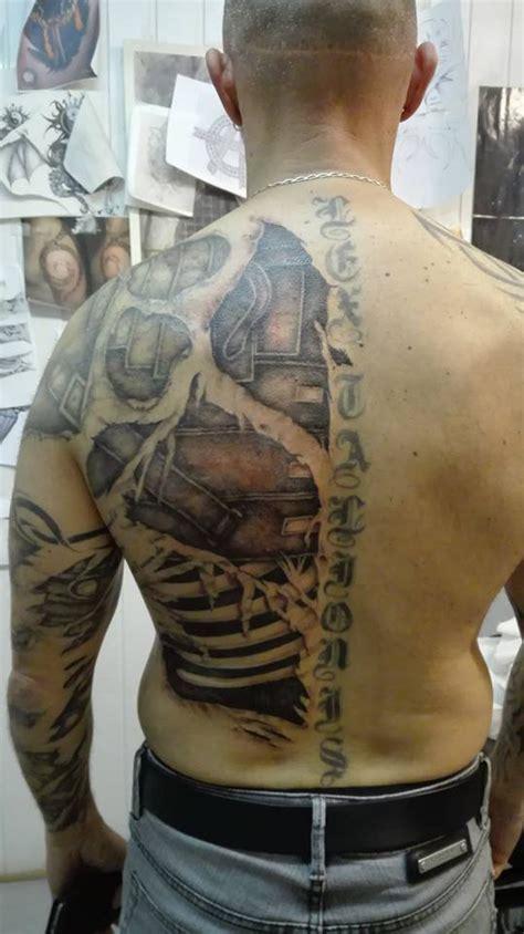 Tatouages Trompe L'�il, Tatouage Fausse Citatrice