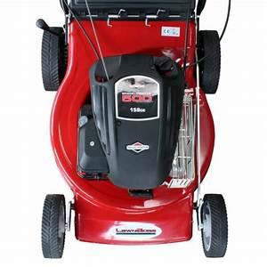 Tondeuse Thermique Briggs Et Stratton : tondeuses lawnboss autotractee moteur 46 cm lm2 446sp 416 ~ Dailycaller-alerts.com Idées de Décoration