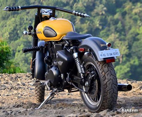 Modif Baik Imeja by Modified Royal Enfield Classic 350 India Bullet Mod