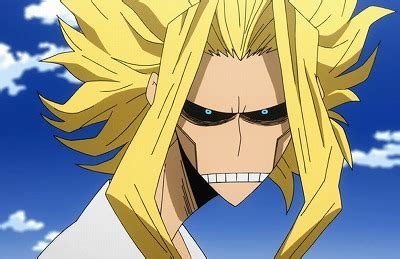 Meaning of Kanji Name: Yagi Toshinori (All Might)