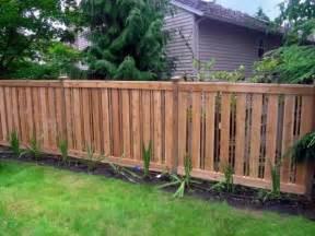 style fencing cedar fence fencing ideas pinterest