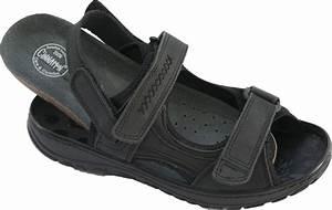 Sandaler med löstagbar innersula