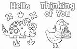 Printable Cards Highlights Coloring Thank Pages Postcards Card Printables Activities Parents Thinking Colouring Teacher Greeting Friend Miss Friends Adult Books sketch template