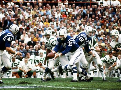 Super Bowl Iii Still Lingers For Former Baltimore Colts Qb