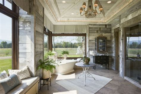 country master bathroom ideas country master bathroom with crown molding by locati