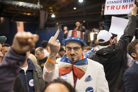 trump rally supporters donald chicago protesters violence riot voters stupid cancels angry encouraging clash safety presidential planned parenthood defund illinois