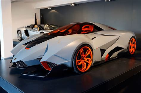 lamborghini egoista lamborghini egoista finds its home at the museum