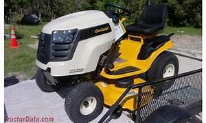 Tractordata Com Cub Cadet Ltx 1045 Tractor Photos Information