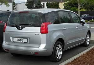 Peugeot 5008 2016 : file peugeot 5008 rear wikimedia commons ~ Medecine-chirurgie-esthetiques.com Avis de Voitures