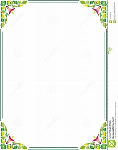 Floral border frame stock vector. Illustration of dirty ...