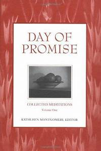 Day Of Promise  Selections From Unitarian Universalist