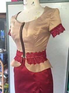 myanmar blouse images   myanmar