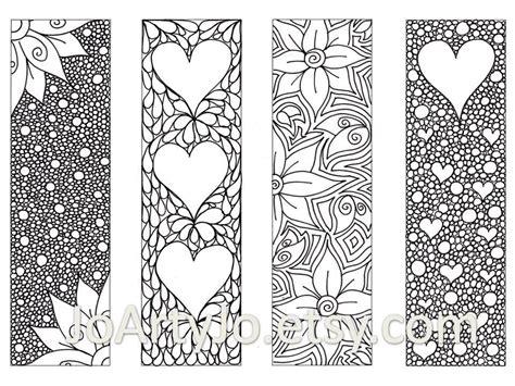 zendoodle printable bookmarks zentangle inspired by joartyjo zentangle printable
