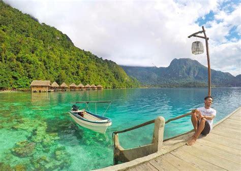 tempat wisata  ambon maluku terbaru   hits