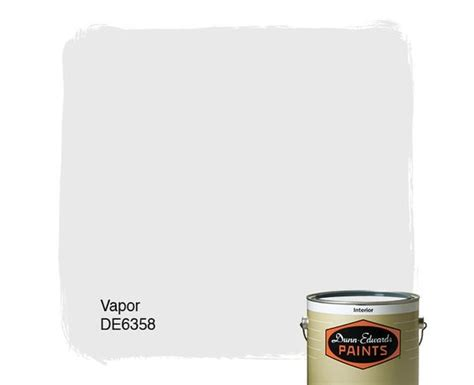 dunn edwards paints paint color vapor de6358 click for
