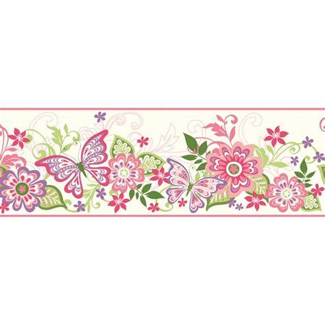 chesapeake kendra pink butterflies blooms trail wallpaper