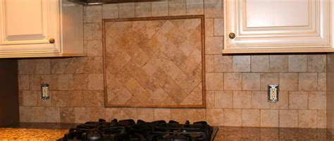 marble tile kitchen backsplash herringbone tile pattern new jersey custom tile 7374