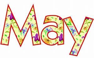 Webwords : may : Classroom Clipart