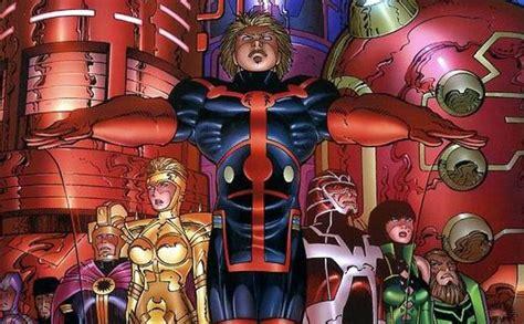Marvel Knights The Eternals DVD Review - Impulse Gamer