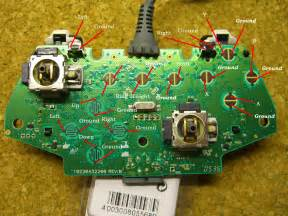 similiar original xbox power circuit keywords xbox 360 controller circuit board diagram usb connection wiring xbox