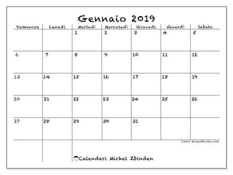 calendario annuale 2019 da stare gratis calendario gennaio 2019 77ds michel zbinden it
