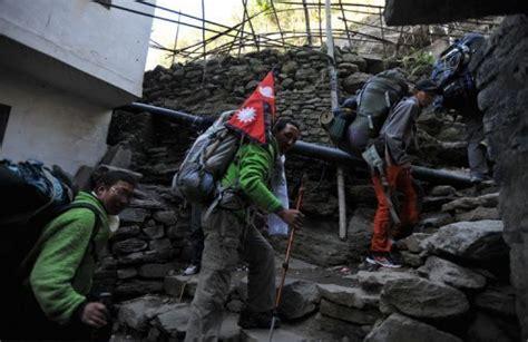 Himalayan Sherpas Lament Climate Change Devastation