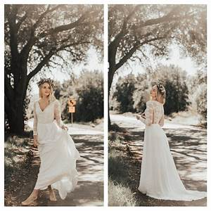 lumina simple boho wedding dresses dreamers and lovers With bohemian wedding dress los angeles