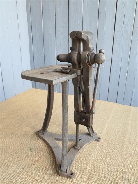 antique iron vice antique iron blacksmithing metal